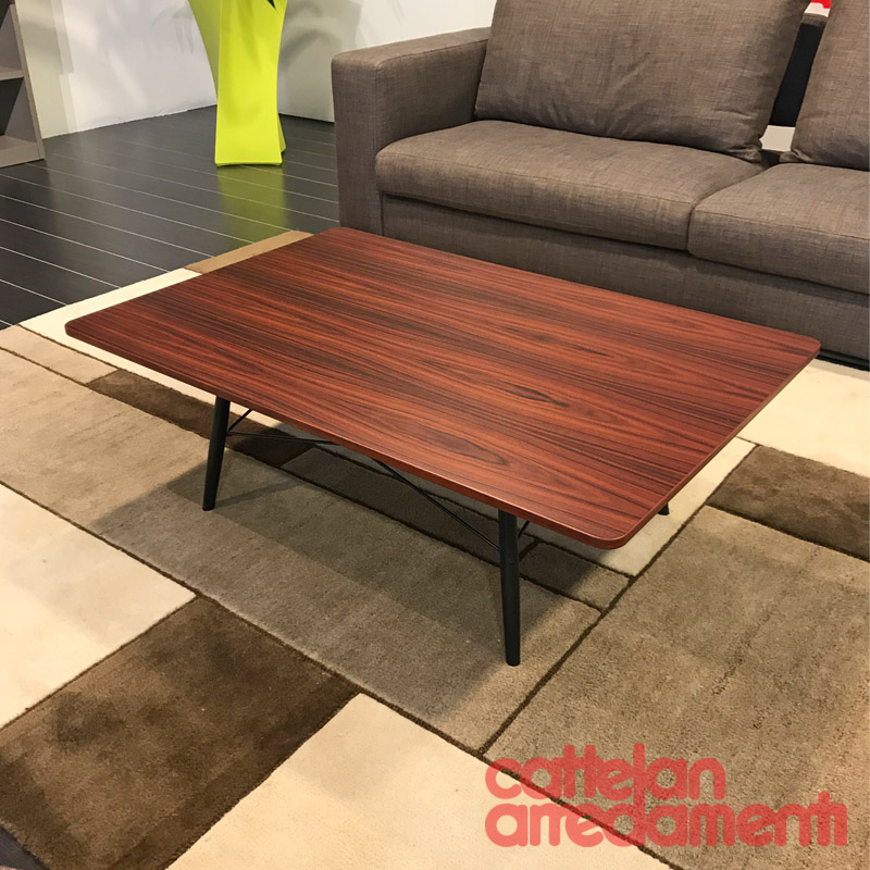 Offerta tavolino eames coffee table di vitra cattelan for Cattelan arredamenti vicenza