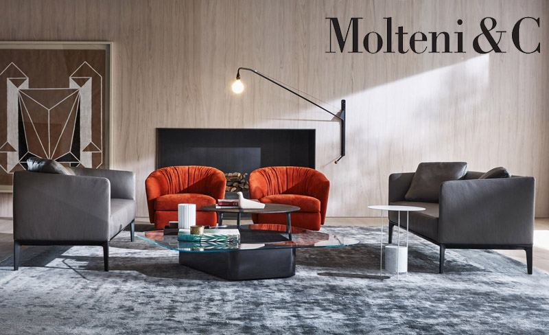 Mayfair Low Table By Molteni Cattelan Arredamenti