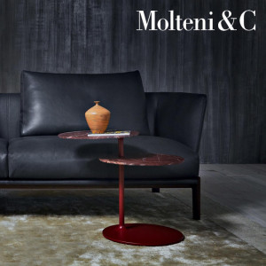 tavolino-vicino-table-molteni-molteni&c-low-table-design-Foster+Partners-moderno-cattelan-offerta-miglior-prezzo-best-price -legno-wood-marmo-rosso-red-marble