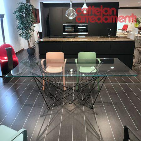 Offerta tavolo gordon di cattelan italia cattelan for Cattelan arredamenti vicenza