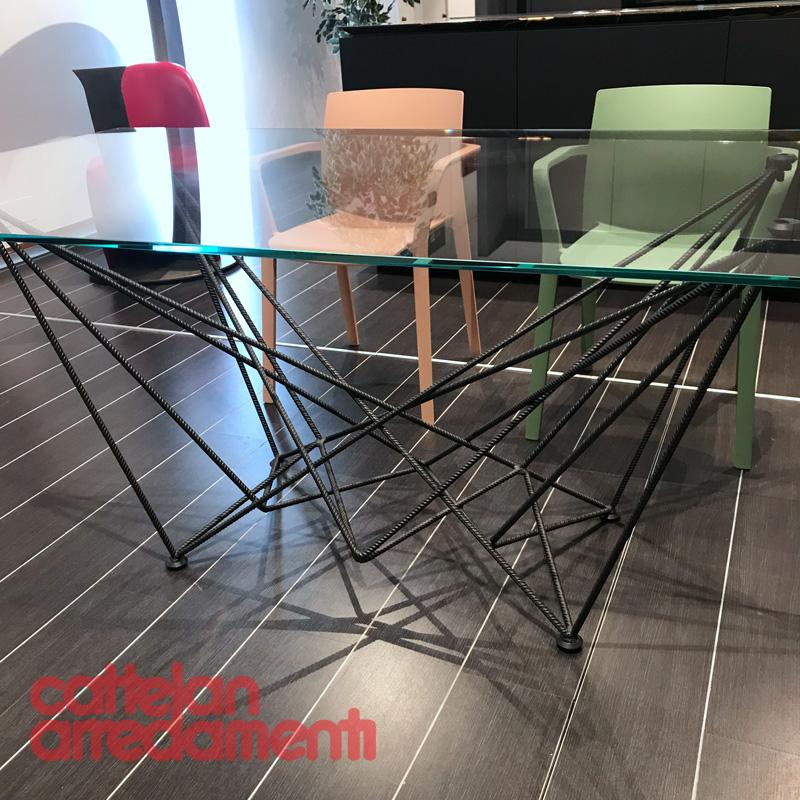 promo fixed table Gordon by Cattelan Italia