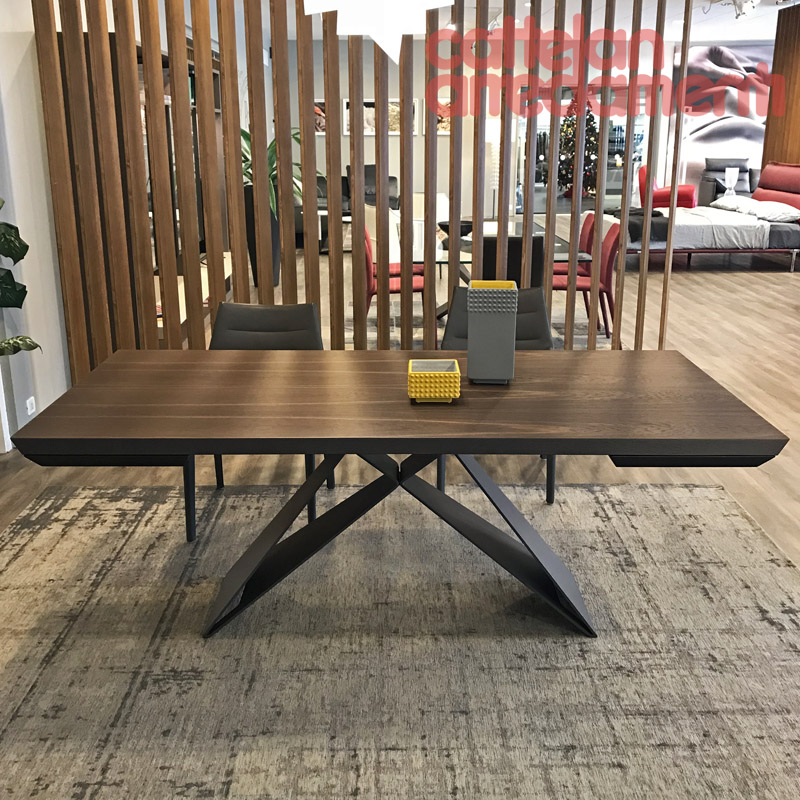 promo extendible table Premier Wood Drive by Cattelan Italia ...