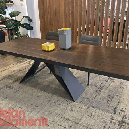 tavolo-premier-wood-drive-table-cattelan-italia-rovere-bruciato-burned-oak-graphite-bordi obliqui-outlet-offerta-sale-best-price-miglior-prezzo (2)