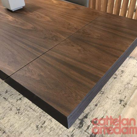 tavolo-premier-wood-drive-table-cattelan-italia-rovere-bruciato-burned-oak-graphite-bordi obliqui-outlet-offerta-sale-best-price-miglior-prezzo (3)