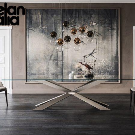 tavolo-spyder-cattelan-italia-arredamenti-moderno-table-vetro-glass-outlet-offerta-sale-acciaio-steel (2)