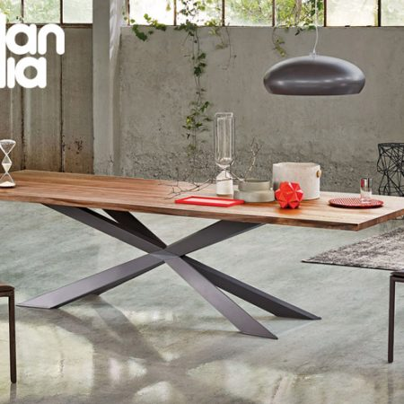 tavolo-spyder-wood-cattelan-italia-arredamenti-moderno-table-noce-canaletto-walnut-rovere-bruciato-heritage-burned-oak-outlet-offerta-sale-acciaio-steel (2)