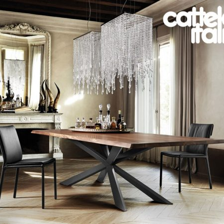 tavolo-spyder-wood-cattelan-italia-arredamenti-moderno-table-noce-canaletto-walnut-rovere-bruciato-heritage-burned-oak-outlet-offerta-sale-acciaio-steel (5)