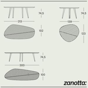 tavolo-tweed-table-zanotta-design-garcia-cumini-rovere-naturale-noce-canaletto-walnut-natural-oak-scheda tecnica