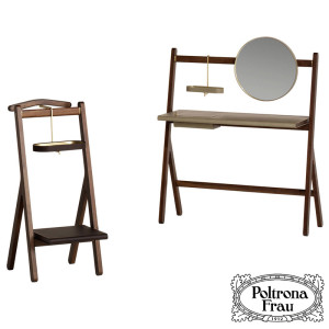 toeletta-servomuto-Ren-dressing-table-valet-stand-poltrona-frau-design-neri-&-hu-sale-offerta-cuoio-saddle-extra-leather-noce-canaletto-walnut