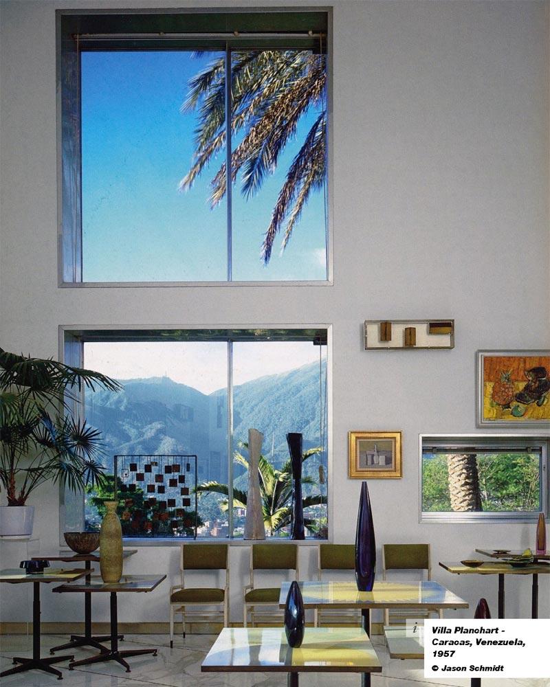 Villa Planchart - Caracas, Venezuela, 1957, (c) Jason Schmidt