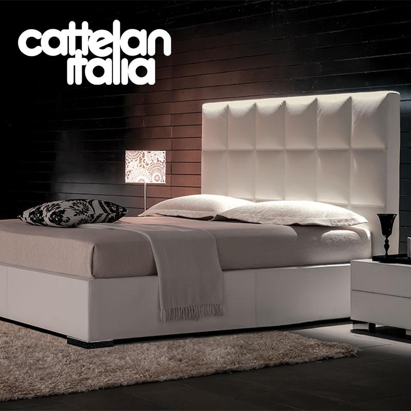 Letto William Di Cattelan Italia Cattelan Arredamenti