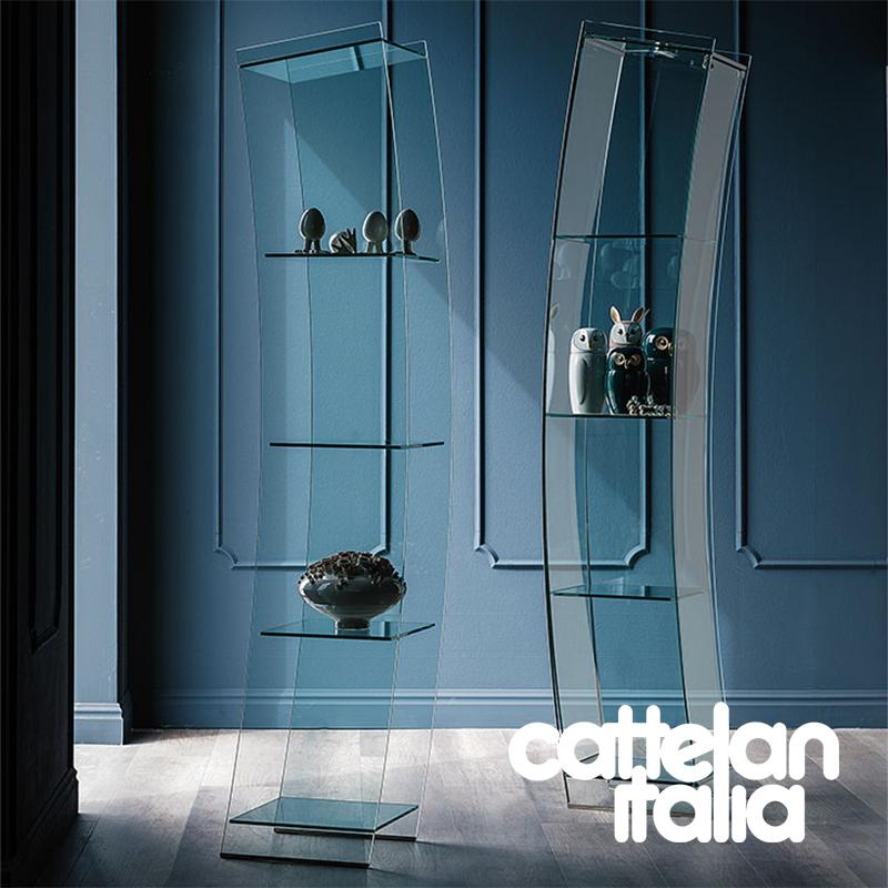 Vetrina wind di cattelan italia cattelan arredamenti for Cattelan arredamenti