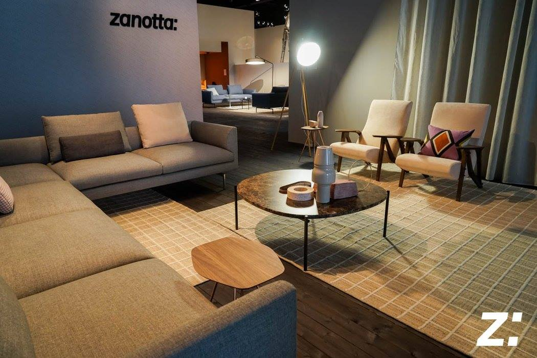 Zanotta @ Milano Design Week 2017