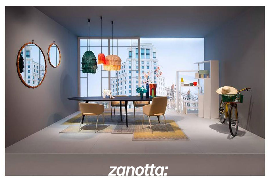 Zanotta @ Milano Design Week 2019